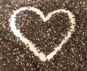 Chia Seeds...